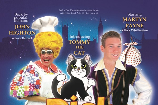 Dick Whittington - Polka Dot Pantomimes