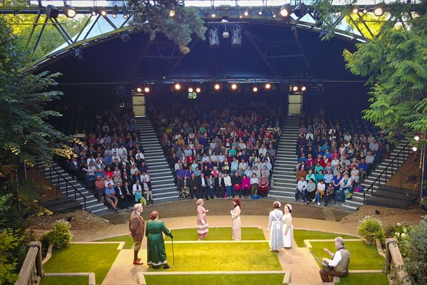 Stamford Shakespeare Company 2019