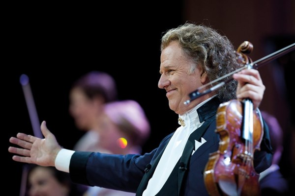 Andre Rieu's 2019 New Year's Concert