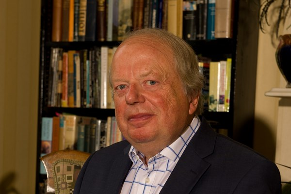 Black Tie Gala Dinner with guest speaker John Sergeant