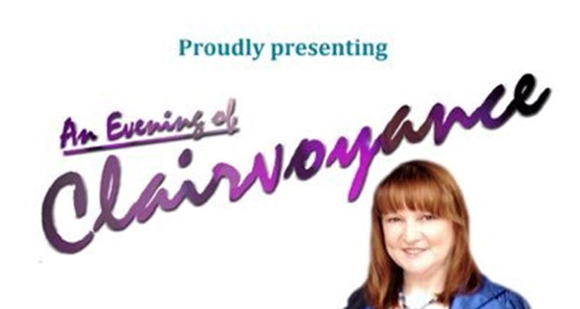 An Evening of Clairvoyance with Nuala Ryan-Long