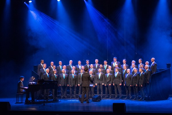 Peterborough Male Voice Choir in Concert