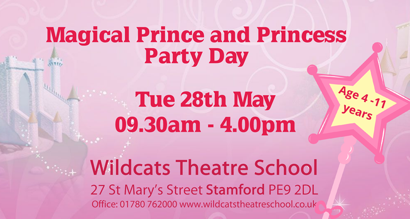 Wildcats - Prince and Princess Party Day