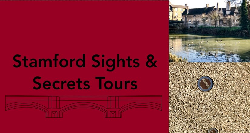 Guided Walking Tours of Stamford