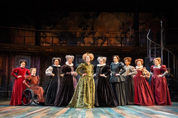 The Taming of the Shrew - RSC Live