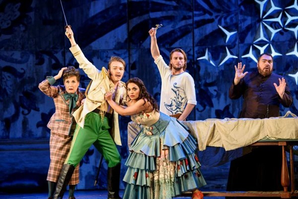 The Barber of Seville - Glyndebourne Encore