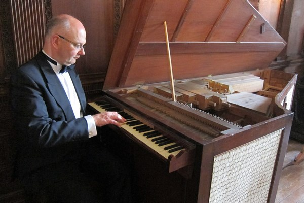 Burghley House Organ Recital