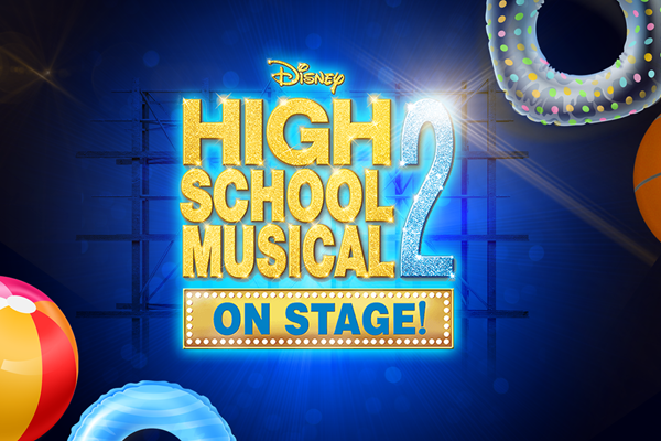 High School Musical 2 ON STAGE