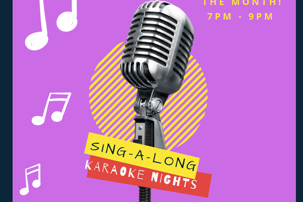 Sing-A-Long SEN Karaoke Nights