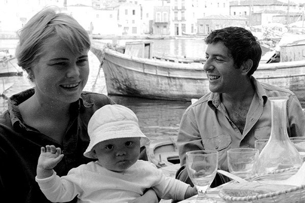 Marianne and Leonard: Words of Love