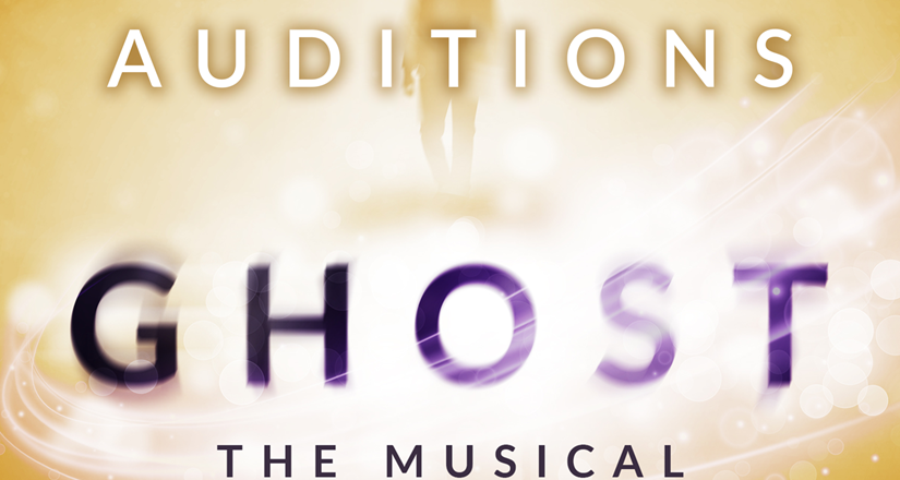Auditions Now Open for Ghost the Musical!