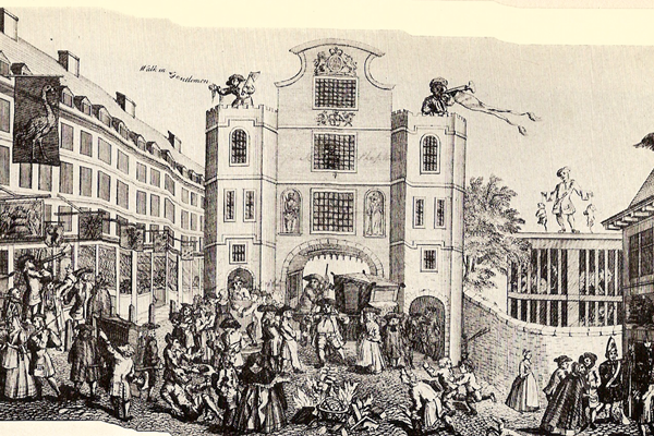 History Talks with Don Chiswell - Tyburn and the Newgate Calendar