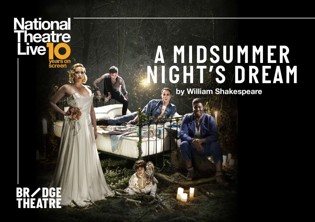 NTL 2019 A Midsummer Night's Dream - Website Listing Image_Landscape_1240x874px