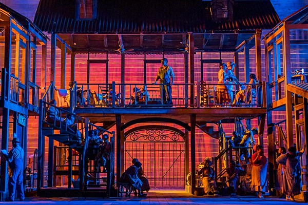 Porgy and Bess - Met Opera