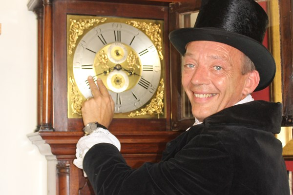 Victorian Clocks and Watchmaking Talk and Tour at Loomes