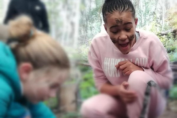 Fun, Fire and First Aid with Bushcraft and Beyond - Wildcats
