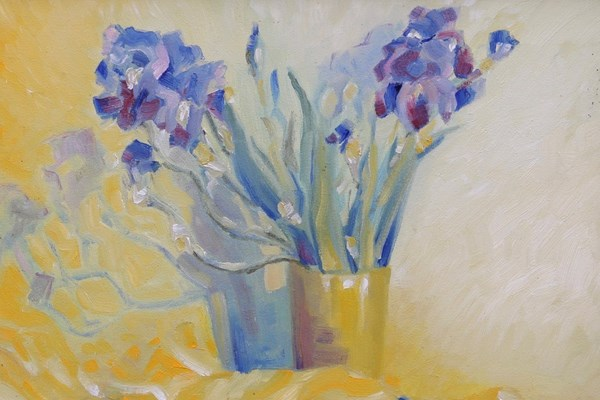 Monday Art Class with Heather Harrison
