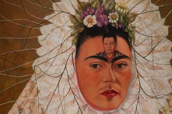 Frida Kahlo - Exhibition on Screen