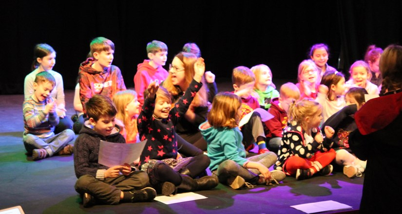 Wildcats Theatre School Taster Workshops