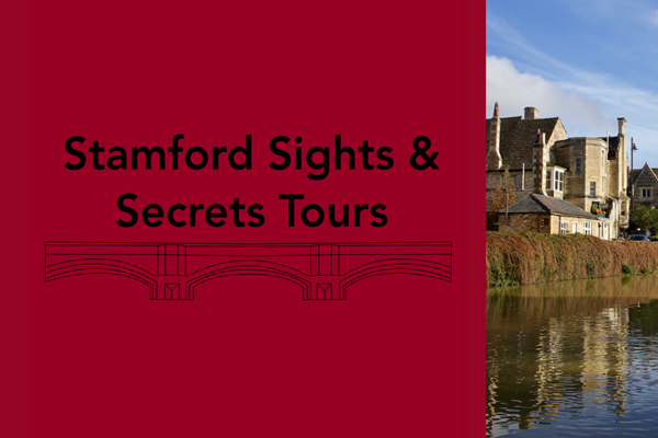 Stamford Sights and Secrets Tours 2021
