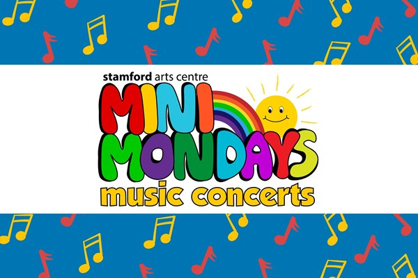 Mini Mondays - Music Concerts for the under 5's