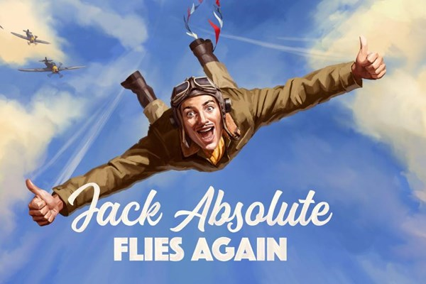 Jack Absolute Flies Again - NT Live Theatrical Screening