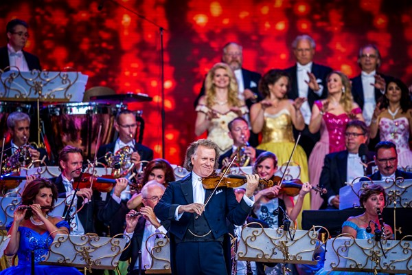 Andre Rieu - 2020 Maastricht Concert: Happy Together