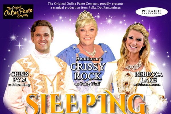 Sleeping Beauty - Online Panto