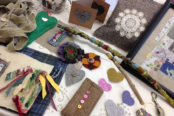 Crafting with Jane Schofield