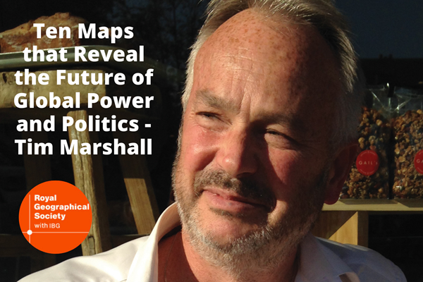 RGS presents Ten Maps that reveal the future of global power and politics