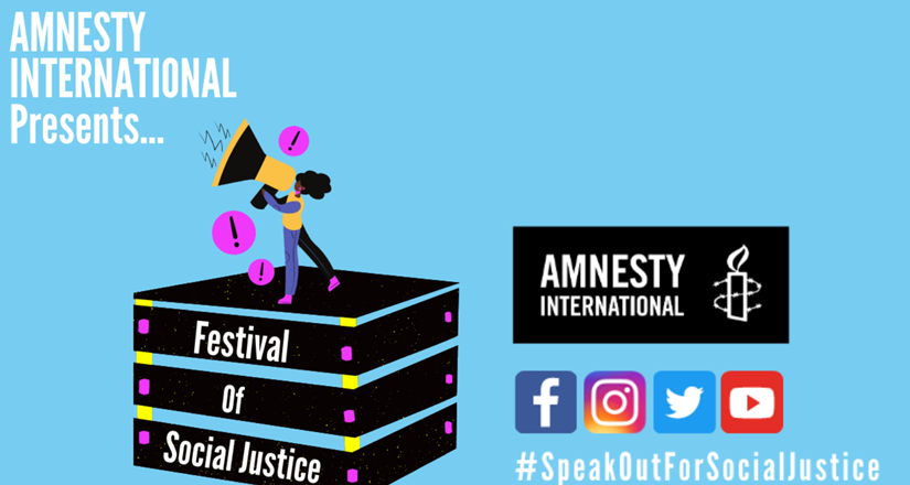 The Festival of Social Justice: 19 - 30 May