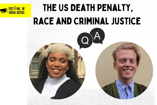 FoSJ: The US Death Penalty, Race and Criminal Justice
